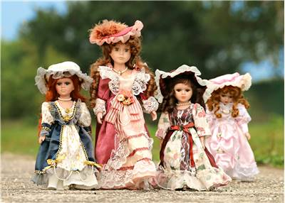 Collectible Antique Dolls