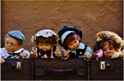 Collectible Children Dolls
