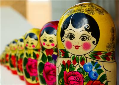 Collectible Matryoshka
