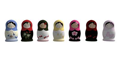 Collectible Nesting Dolls