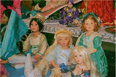 Collectible Old Dolls