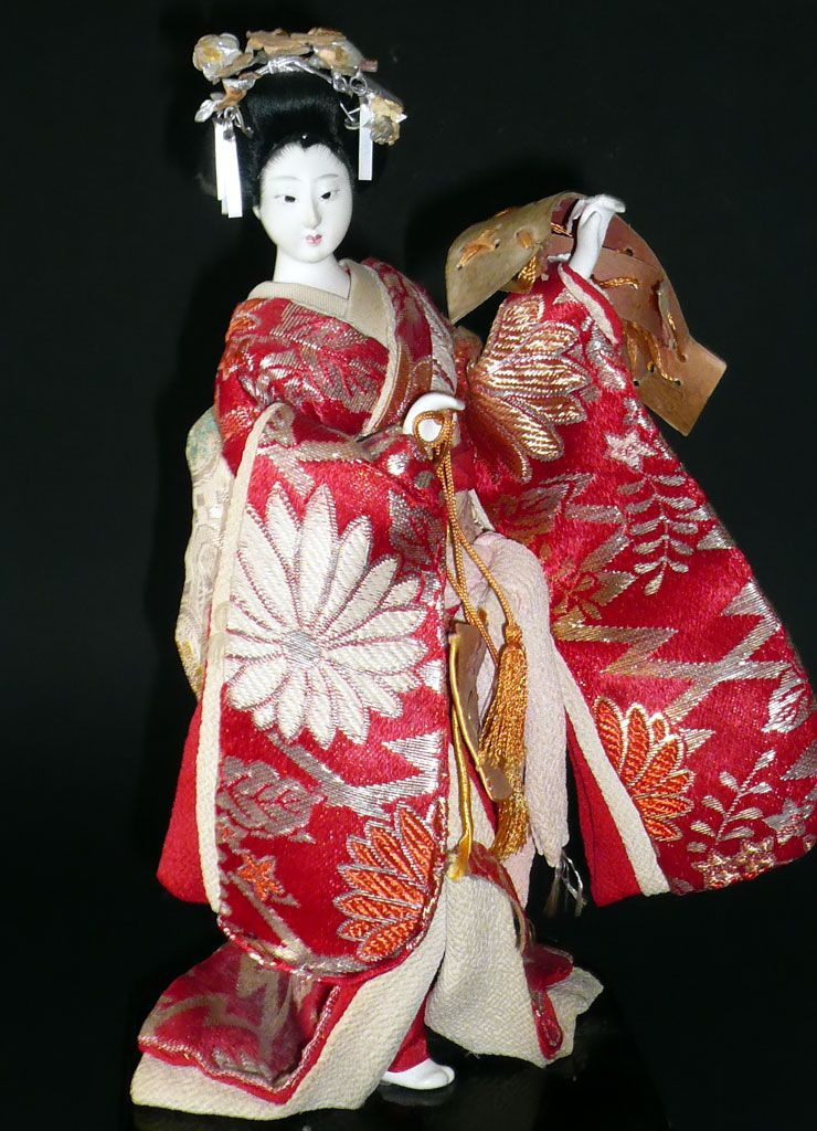 Japanese Traditional Dolls